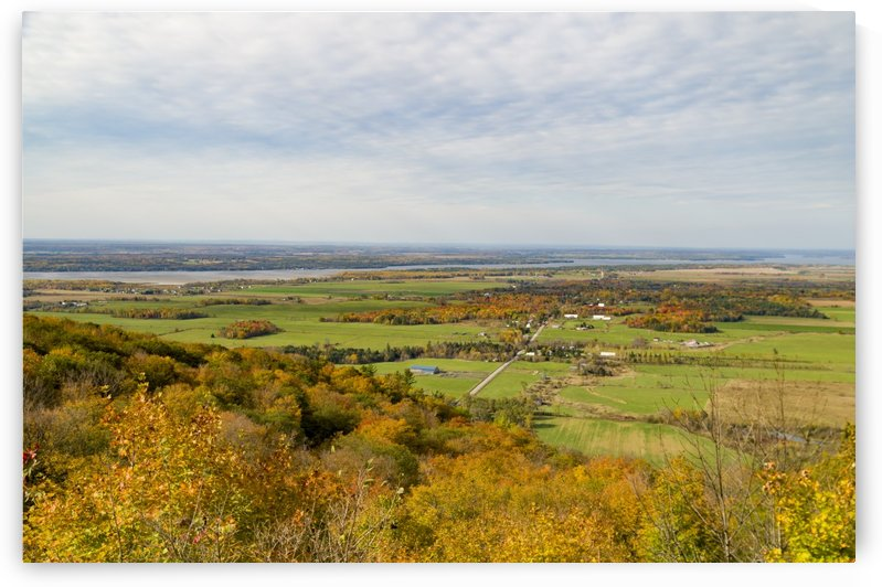 View of Ottawa Valley in Autumn 27 by Bob Corson