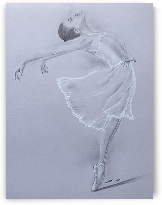 Ballerina by Hazel Calpee