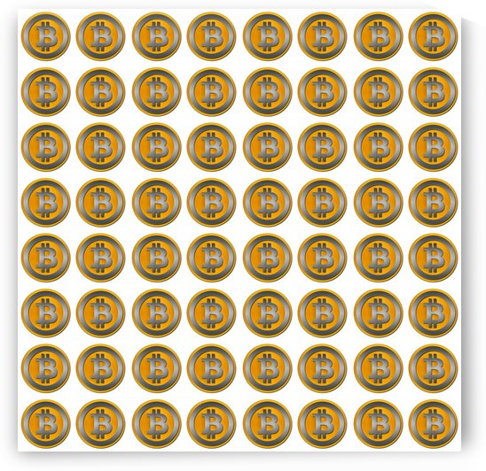 My bitcoins background by CiddiBiri