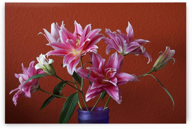 Double lillies bouquet by PedroVit