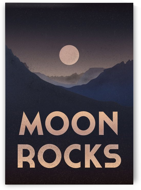 MOON ROCKS by Guillaume Laserson