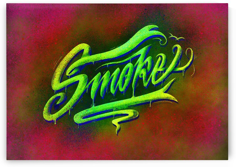 SMOKE by Guillaume Laserson