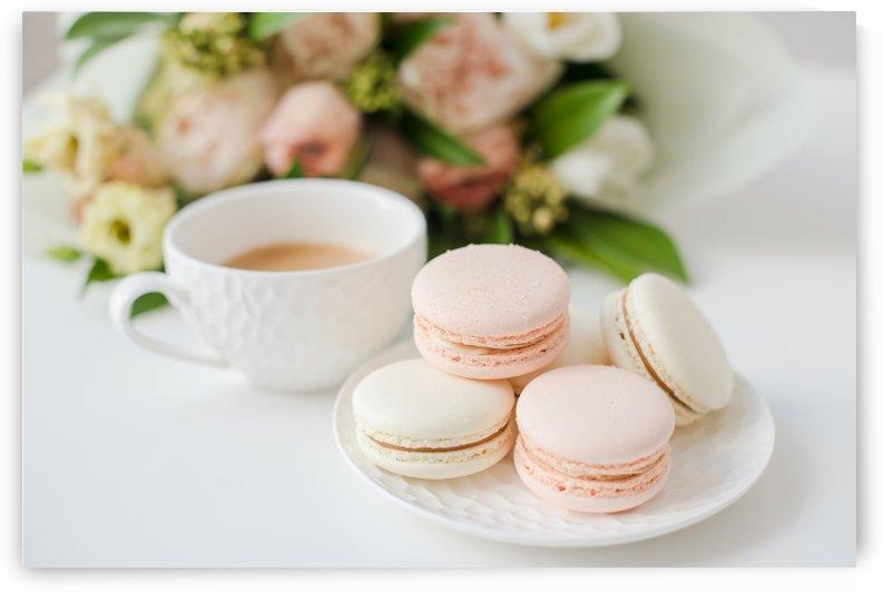 Sweets and coffee by Daria Minaeva