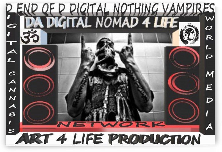 DA DIGITAL NOMAD 4 LIFE   ECO ARTIST TOMMY BOYD 1 by KING THOMAS MIGUEL BOYD