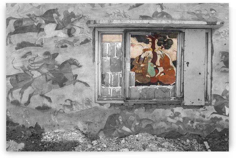 a Window to Love . a Window to Peace by zahra saraf