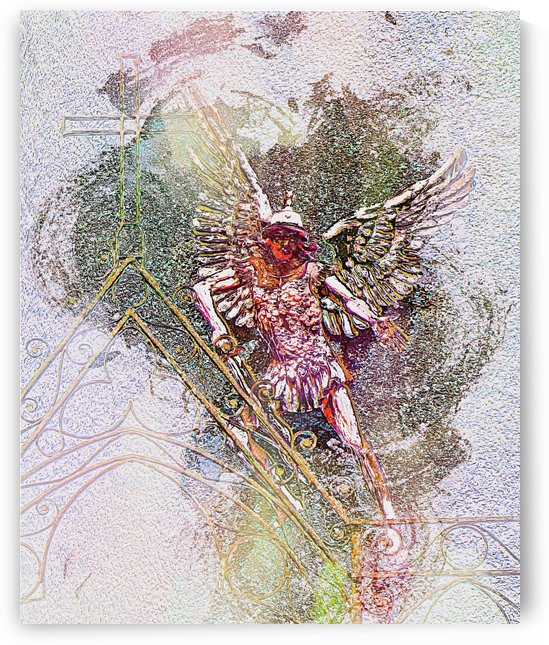 Archangel Michael by Dorothy Berry-Lound