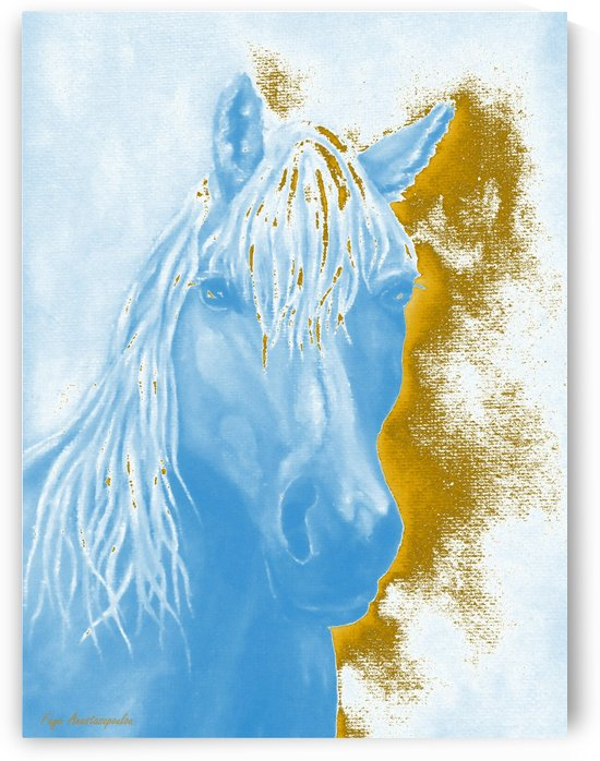Soul Of A Horse by Faye Anastasopoulou
