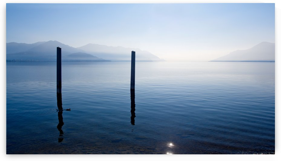 The Lake by Luigi Girola