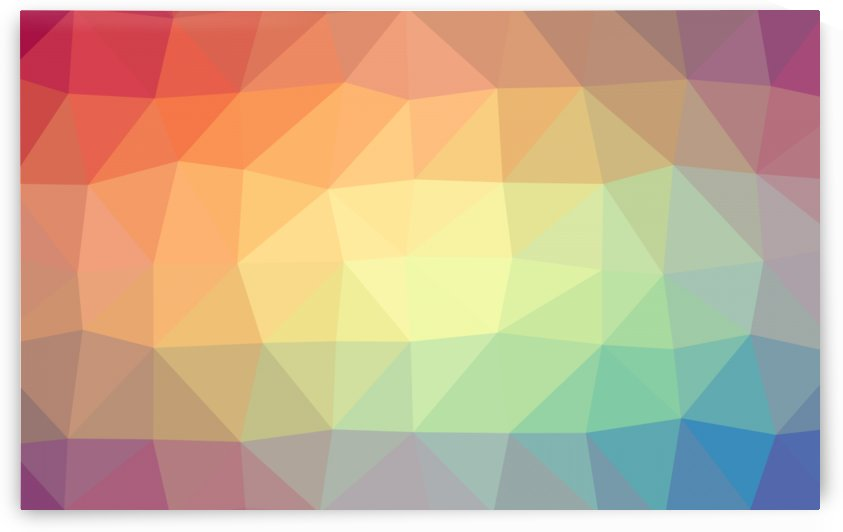 patterns polygon 3D (40) by NganHongTruong