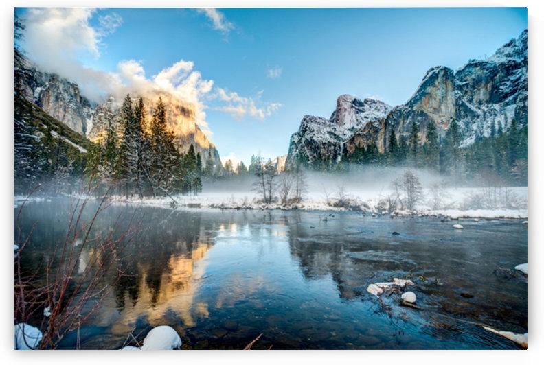 Yosemite by Fabien Dormoy