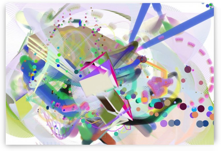 New Popular Beautiful Patterns Cool Design Best Abstract Art (4) by NganHongTruong