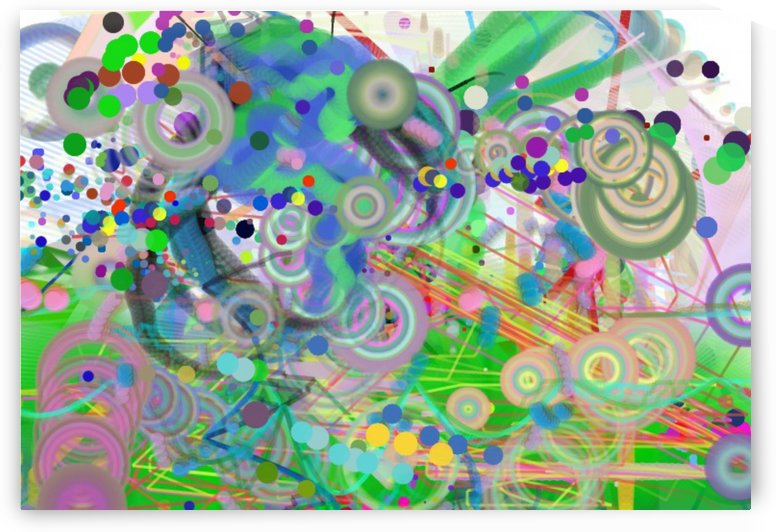 New Popular Beautiful Patterns Cool Design Best Abstract Art (10) by NganHongTruong