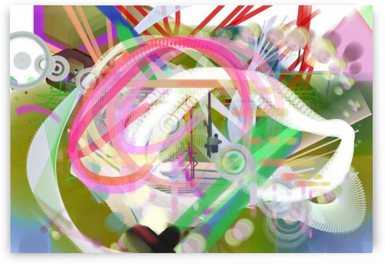 New Popular Beautiful Patterns Cool Design Best Abstract Art (3) by NganHongTruong