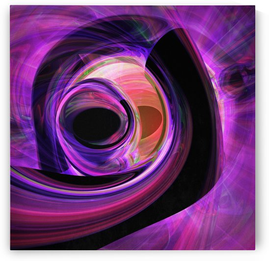Abstract rendered artwork 3 by Johan Swanepoel