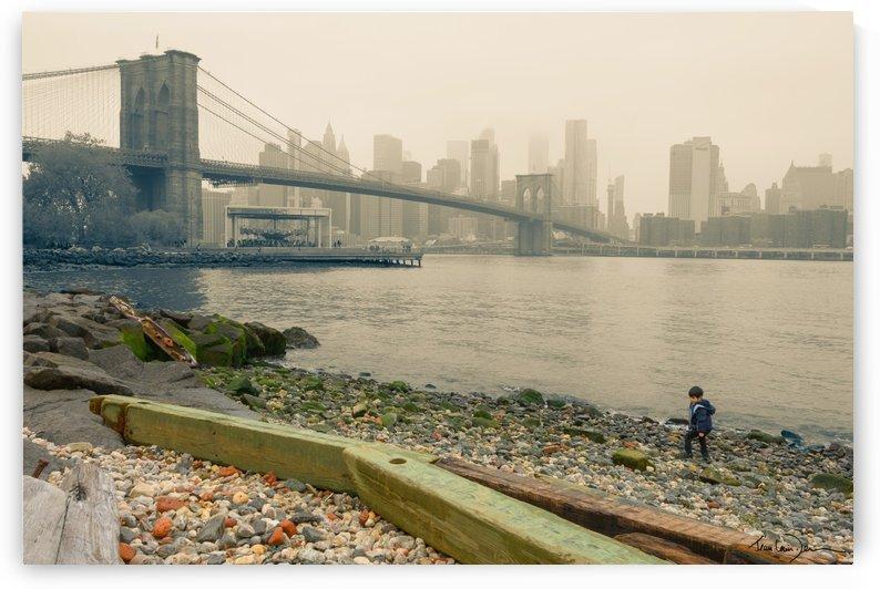 Pont de Brooklyn by Jean-Louis Desrosiers