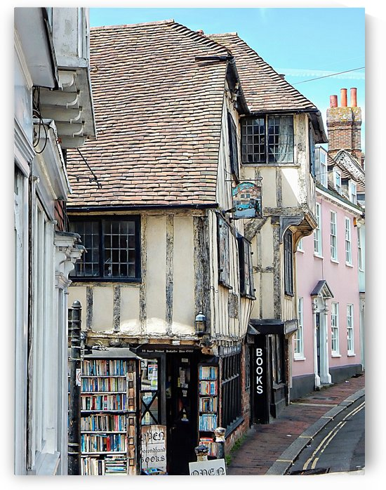 Ye Olde Book Shop by Dorothy Berry-Lound