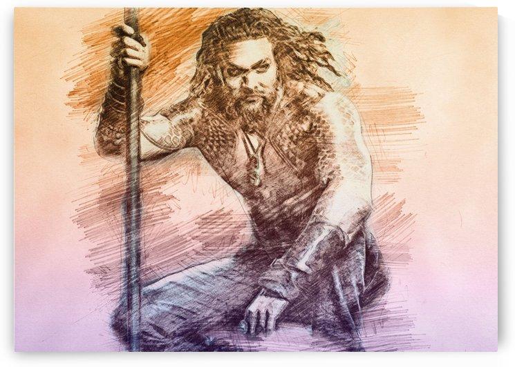 Aquaman by Gunawan Rb