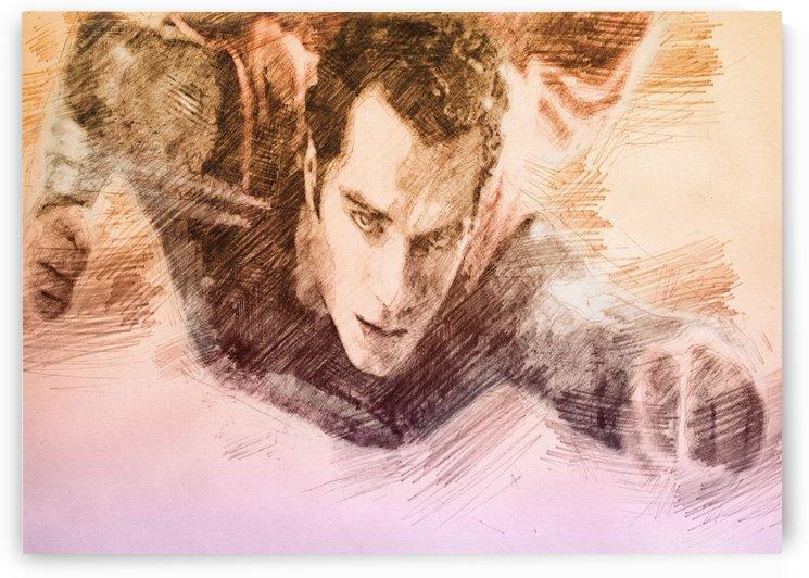 Superman by Gunawan Rb