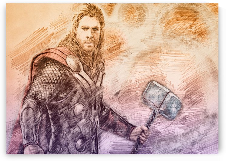 Thor by Gunawan Rb