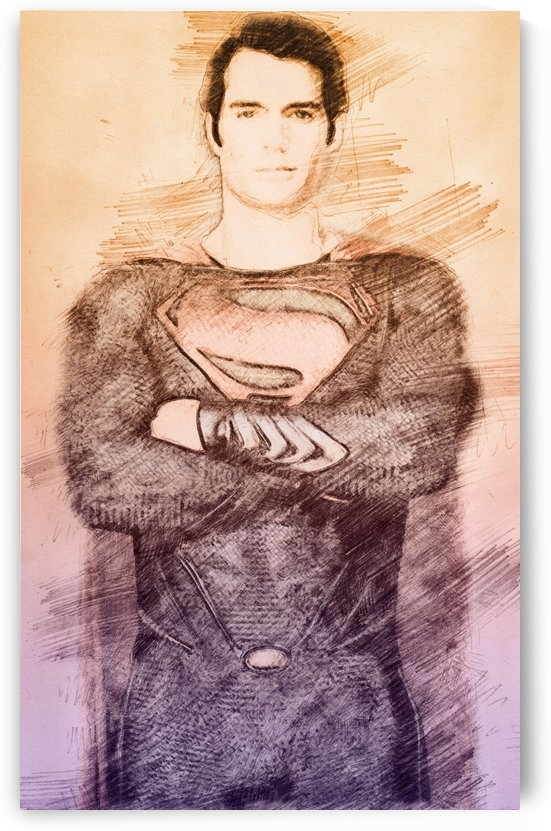 Superman by Gunawan Rb