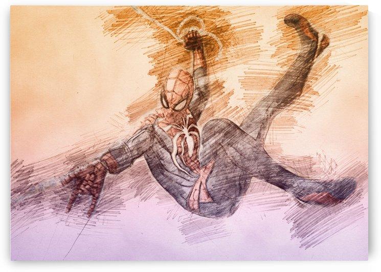 Spiderman by Gunawan Rb