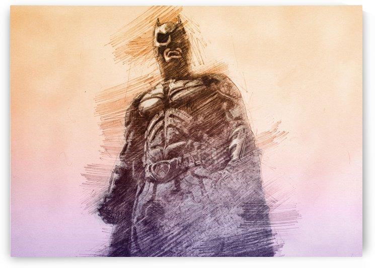 Batman by Gunawan Rb