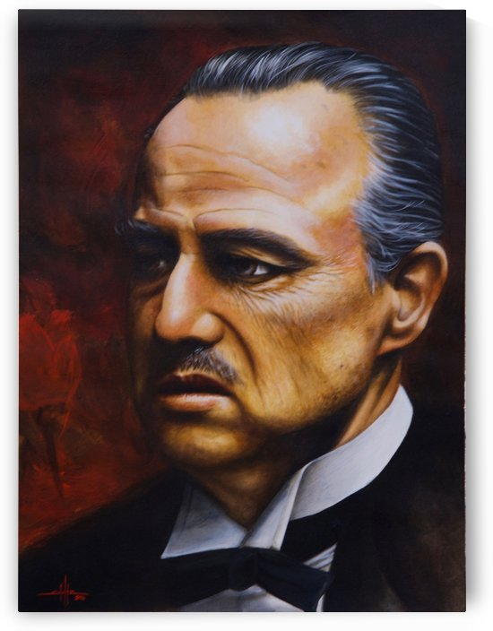 The Godfather by Larry Schultz