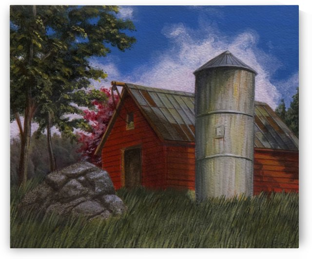 The Farm by Larry Schultz