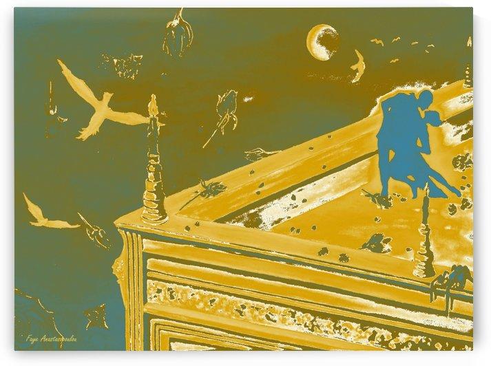Gold Magic by Faye Anastasopoulou