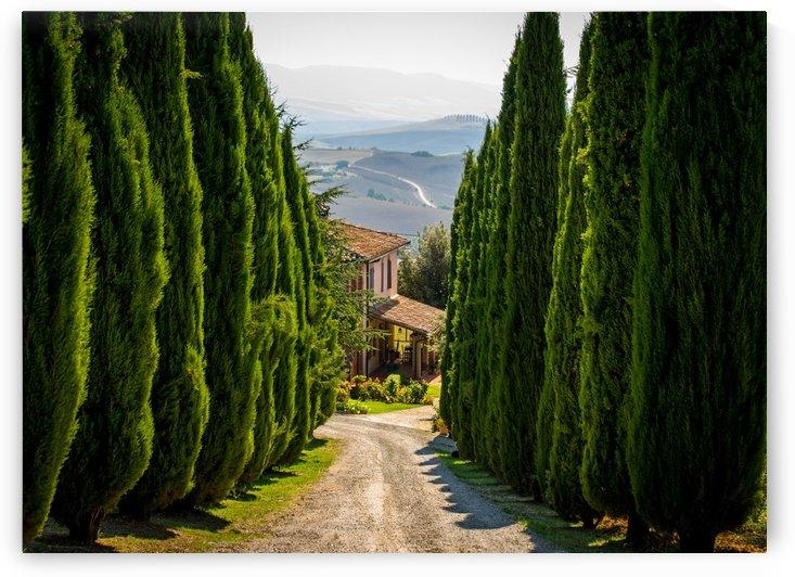 Tuscany House by Fabien Dormoy