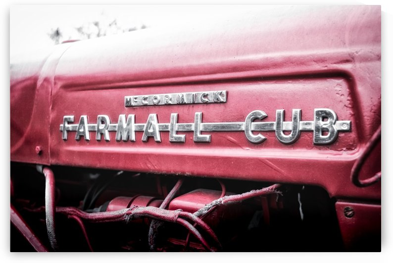 Farmall Cub by Actarus Studio