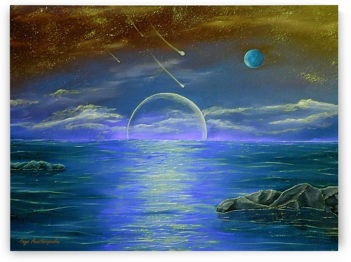 Aesthetic Planet by Faye Anastasopoulou