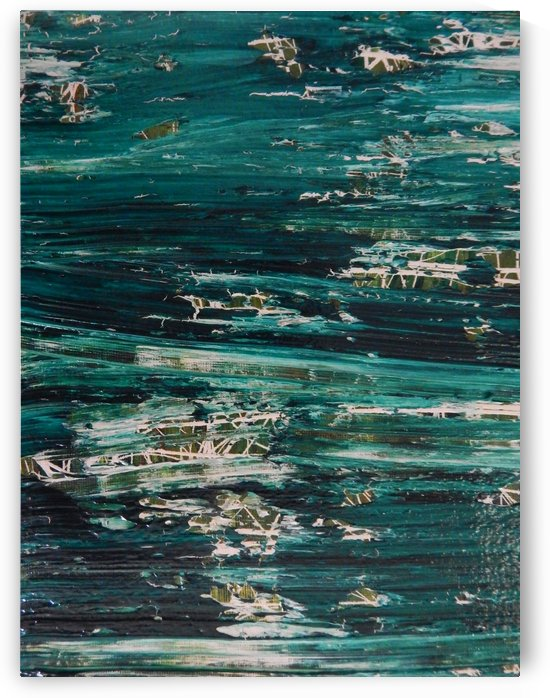 PLASTIC IN THE SEA by Will Birdwell