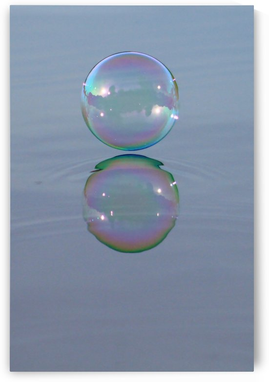 bubble by Andrea Pratnemer