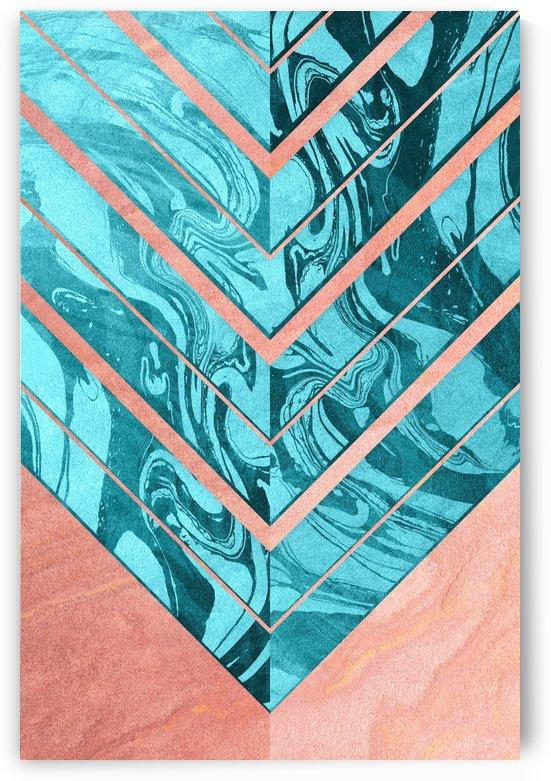 Geometric XXXXVI by Art Design Works