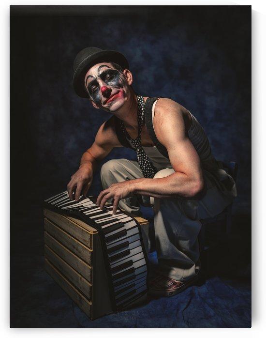 La sonate molle by Daniel Thibault artiste-photographe