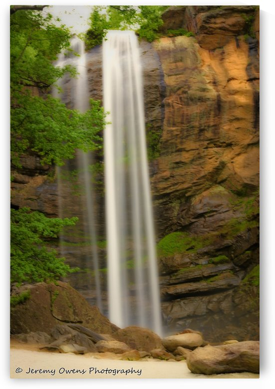 Falls of Northeast Georgia by Jeremy Owens Photography
