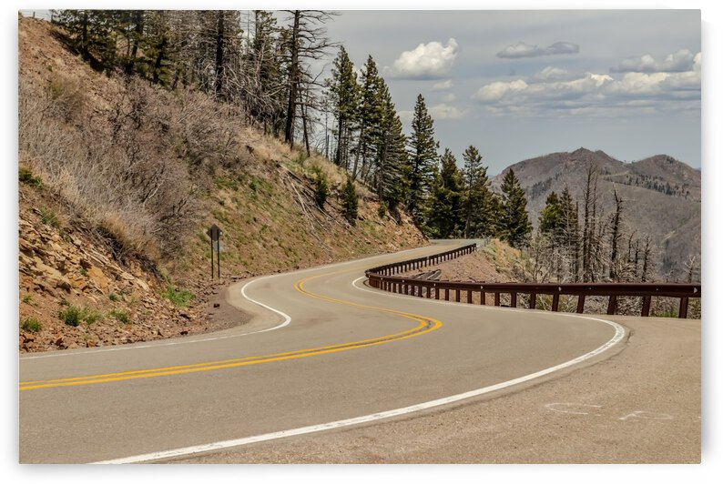 Road to nowhere by Wilken Photos