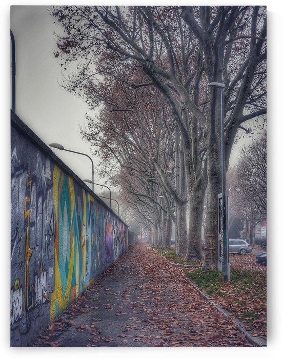 Verona Italy Graffiti by Wilken Photos