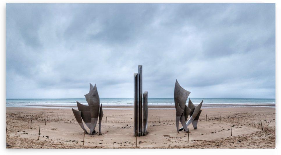 Normandy Omaha Beach by Wilken Photos