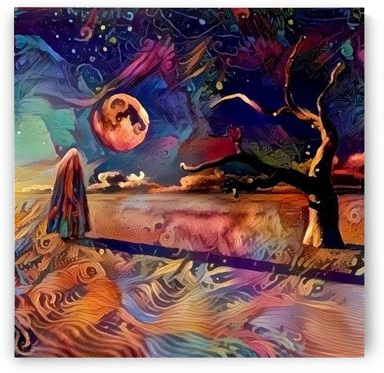 Planet Zen by Bruce Rolff