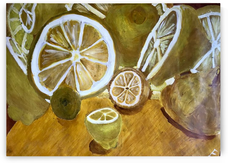 Lemons by EF Kelly