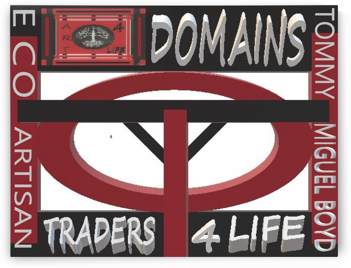 DOMAINS TRADERS 4 LIFE  ECO ARTISAN TOMMY MIGUEL BOYD by KING THOMAS MIGUEL BOYD