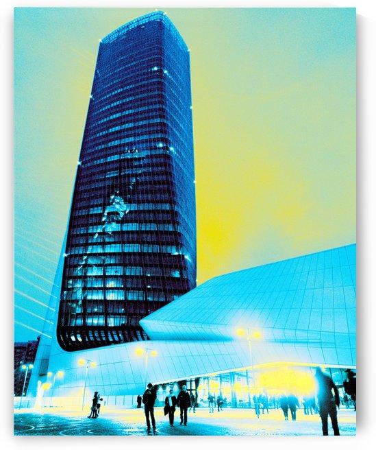 Tower by Luigi Girola