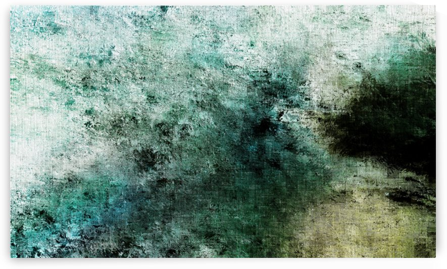 Planetary Abstract by Mary Crook