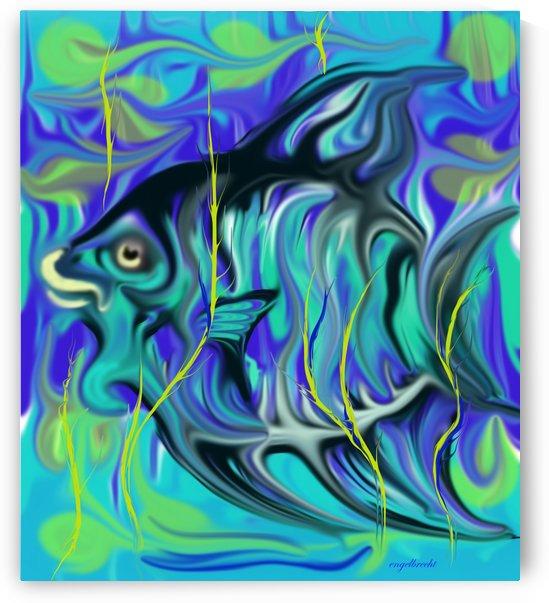 deep sea fish by irma engelbrecht