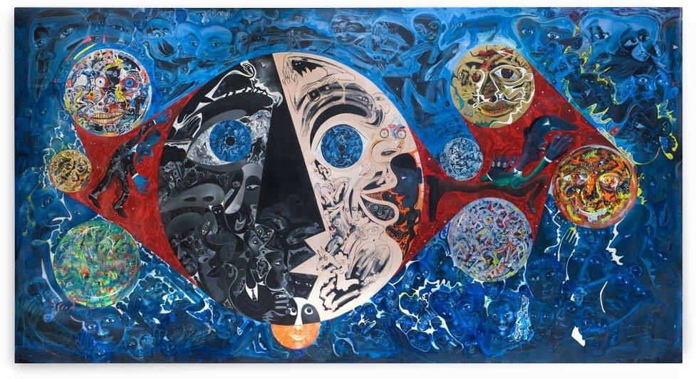 Multiverse by Vango Art Gallery