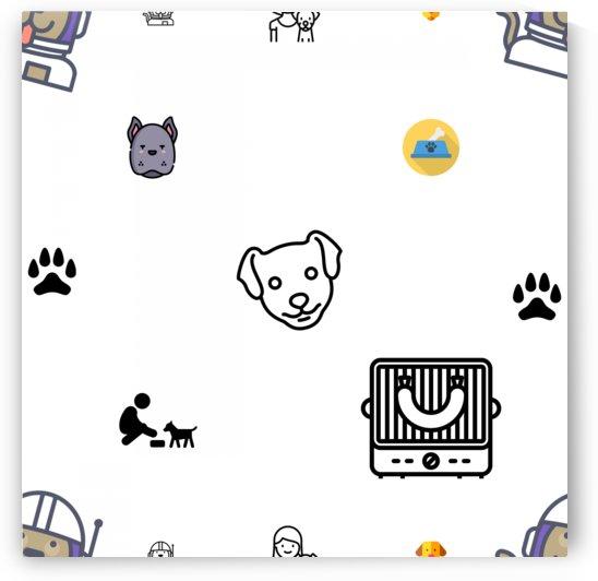 Dog (41) by NganHongTruong