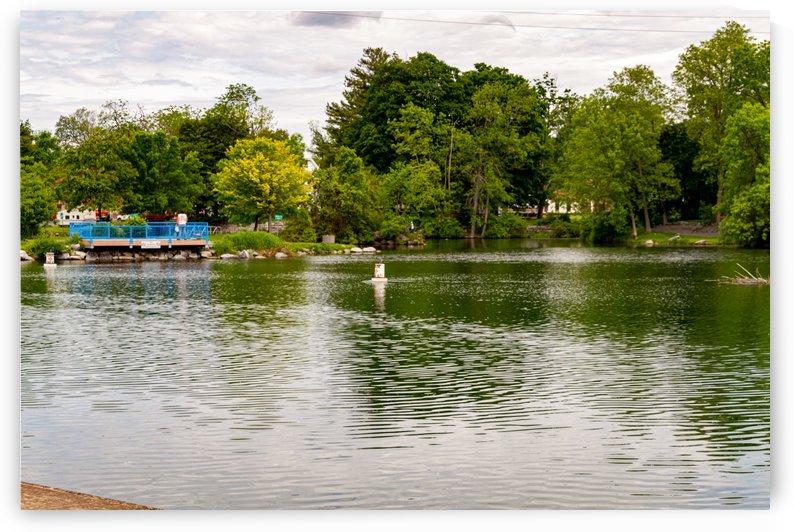 Cayuga Seneca Canal 9 by William Norton Photography