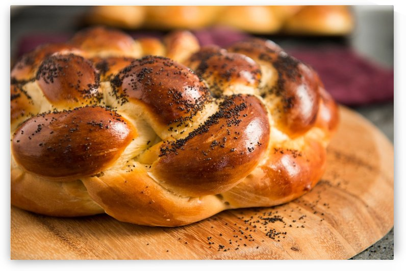 Cooking Challah by Zomick-s Challah